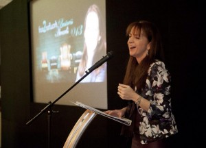 Rachel Elnaugh Business Awards Host