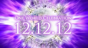 12.12.12 One World London